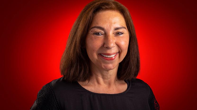 Customer service employee - Sonja van der Haar